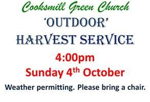 Cooksmill Green Church Outdoor Harvest 2020 SMALL